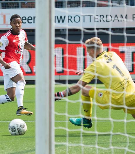 Treffer Boëtius enige lichtpuntje in Rotterdamse derby