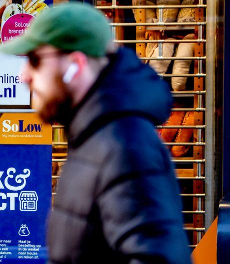 Economie kromp vorig jaar 3,8 procent, grootste krimp ooit gemeten