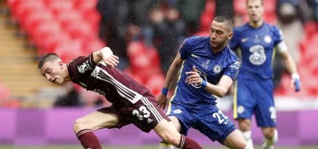 Engelse media snoeihard voor Ziyech na Cup Final: 'Te traag en niet sterk genoeg'