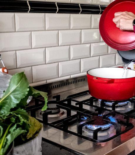 Huishoudens in regio Amersfoort verbruiken veel gas