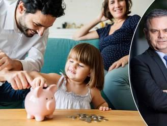 Beleggen in aandelen veel interessanter dan pamperrekening voor je kind: onze beursexpert Pascal Paepen legt uit hoe je het aanpakt