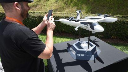 Met deze vliegende taxi-drone wil Uber de lucht veroveren