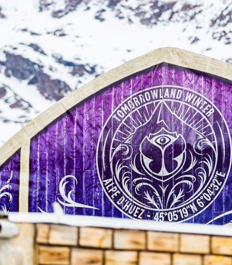Tomorrowland Winter aura normalement bien lieu à l'Alpe d'Huez