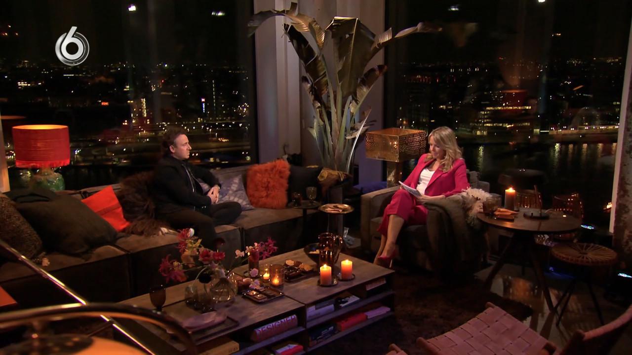 Marco Borsato bij Linda de Mol op SBS 6