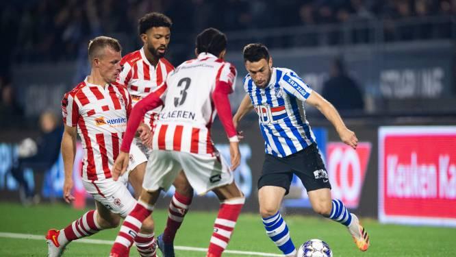 TOP Oss komt te laat op stoom tegen FC Eindhoven