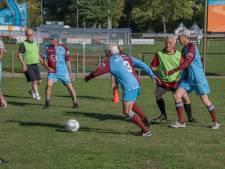 Lekker ballen voor 60-plussers: het kan vanaf het voorjaar bij voetbalclubs in Berkelland
