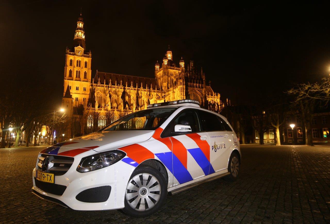 Minderjarigen opgepakt na mishandeling in Den Bosch