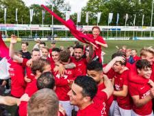 Promotie- en degradatieregeling hoogste klassen amateurvoetbal bekend
