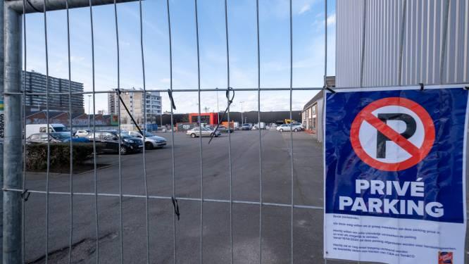 Euro Shop opent begin april: gedaan met vrij parkeren op Carrefoursite