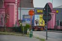 Er rijden toch nog vrachtwagens van Remitrans naar de Fabeltasite.