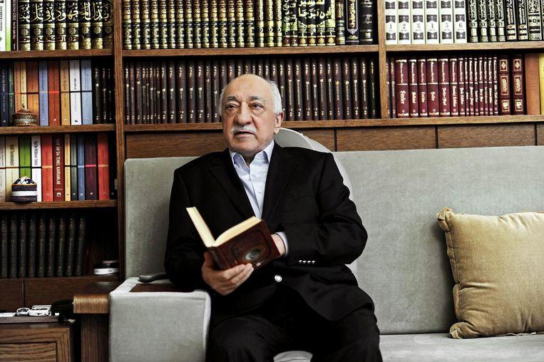 Fethullah Gülen. Beeld anp