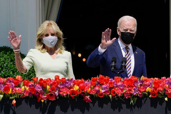 Jill en Joe Biden