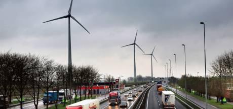 Geen windmolens langs de A15 bij Gorinchem, maar Avelingen staat nog steeds op de kaart als optie
