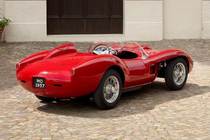 Ferrari's speelgoedauto voor de superrijken.