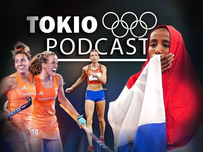 Ti-Ta-Tokio: podcast vanuit Tokio over de Olympische Spelen.
