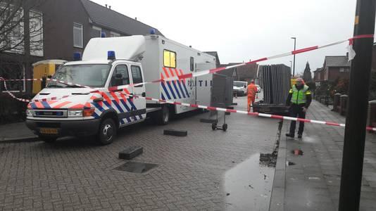 De PD-unit in Winterswijk.