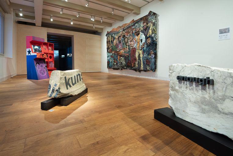 Het Amsterdam Museum gaat vijf werken uit de expositie aankopen. Beeld Amsterdam Museum