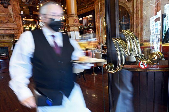 Les restaurateurs sont prêts pour l'extension du Covid Safe Ticket à Bruxelles, à partir de ce vendredi 15 octobre.