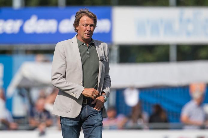 FC Lienden-trainer Hans Kraay jr.