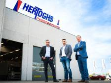Hertoghs neemt twee eeuwen oud carrosseriebedrijf Akkermans over