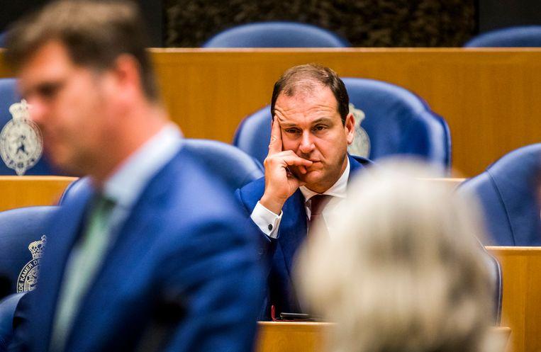 PvdA-leider Lodewijk Asscher. Beeld ANP