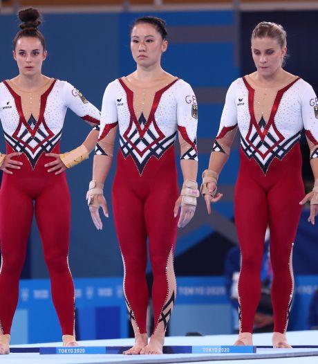 Le message derrière la tenue des gymnastes allemandes aux JO de Tokyo