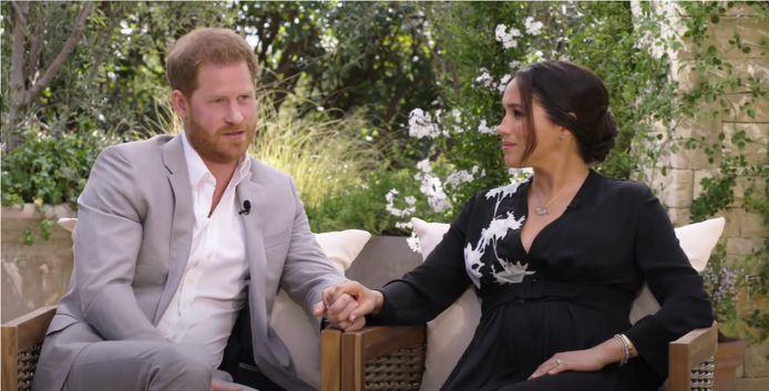 CBS diffusera ce dimanche 7 mars une interview exclusive du prince Harry et de Meghan Markle menée par la star de la télévision américaine Oprah Winfrey.