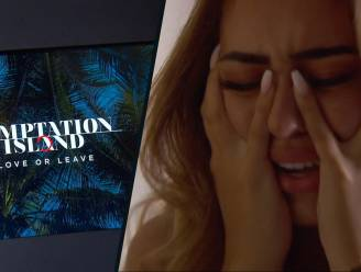 """Aylin flipt in 'Temptation Island': """"Wat heeft Efrain gedaan?"""""""