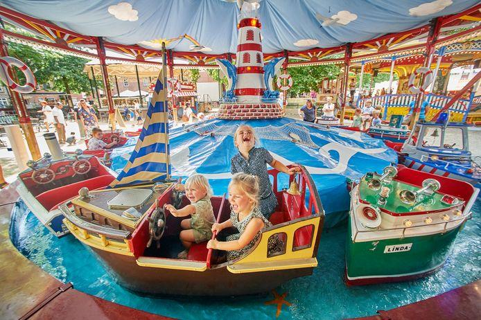 Alleen kinderattracties, dat is wat Sint-Michielsgestel wel ziet zitten.