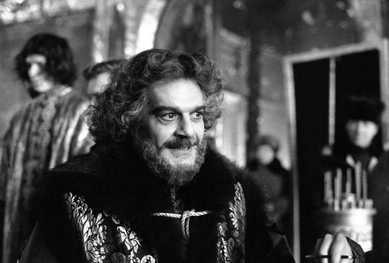 Omar Sharif in de minireeks Peter The Great. Beeld AP