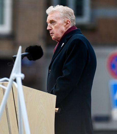 André van Duin ontroert met toespraak Dodenherdenking: 'Je bent hier vrij'