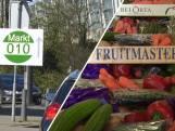 Drie vrienden komen met drive-through als alternatief voor Rotterdamse markten