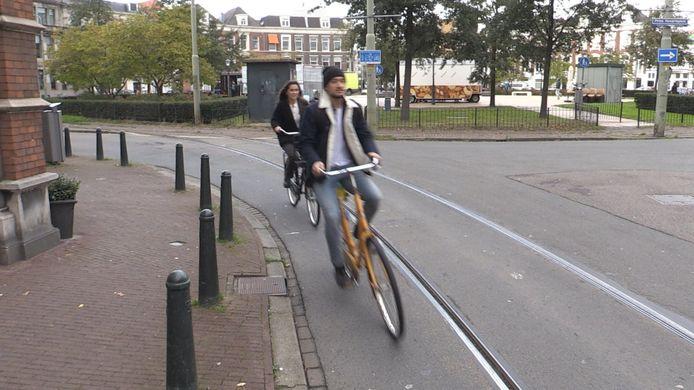 De Zoutmanstraat wordt fietsvriendelijker