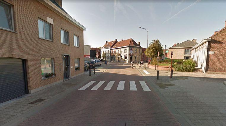 De werken in de Heulsekasteelstraat gebeuren straks ter hoogte van de Koffie- en Gullegemsestraat.