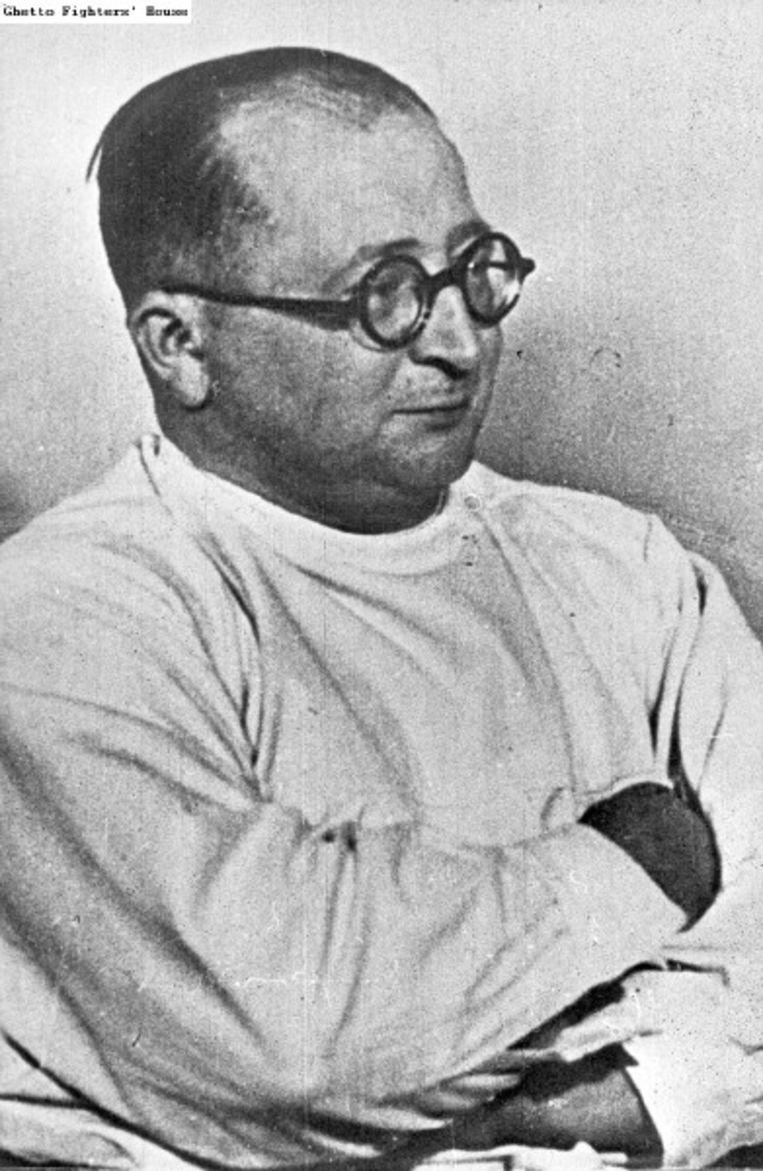 Carl Clauberg. Beeld rv