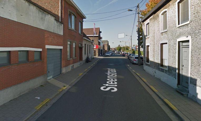 De Steenstraat in Heule