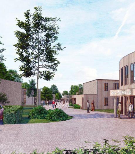 Zo komt het nieuwe asielzoekerscentrum voor 394 vluchtelingen in Almelo eruit te zien