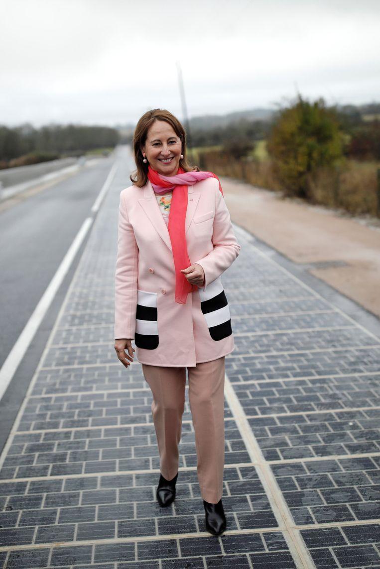 Ségolène Royal, minister van Ecologie Beeld REUTERS