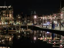 In beeld: een verlaten Amsterdam tijdens de avondklok