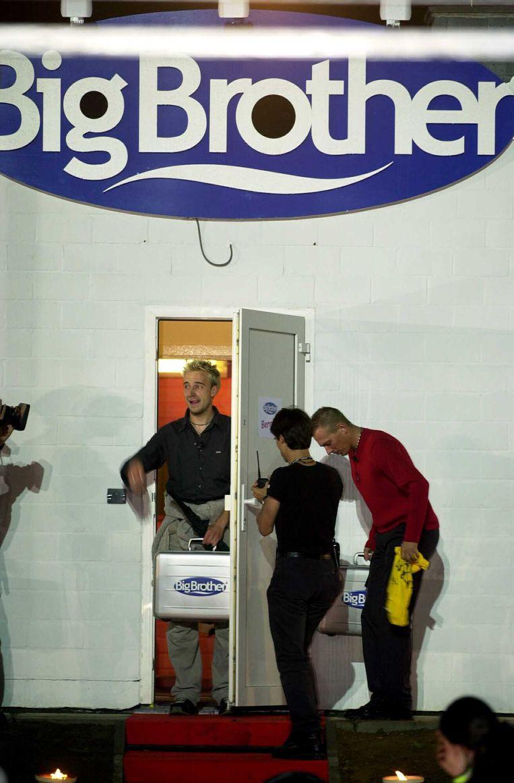 Spillie wint 'Big Brother' Vlaanderen, seizoen 1. Beeld Gary BREYSSEM N1371