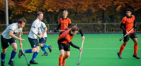 Hockeyers uit Arnhem promoveren ondanks twee keer stilgelegde competitie