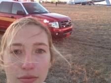Crash-selfie 'Ik was bijna dood!' nieuwe hit op internet