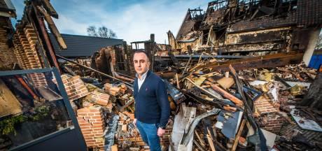 Jivar wil na verwoestende brand zo snel mogelijk terugkomen met bistro De Kruidentuin Geesteren: 'Mijn wereld stortte in'