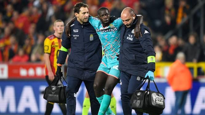 Football Talk. Diandy bijna jaar na blessure terug op het veld - STVV wacht nog op resultaten coronatests