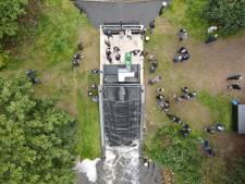 Energie uit water van de Dinkel is terug op landgoed Singraven bij Denekamp