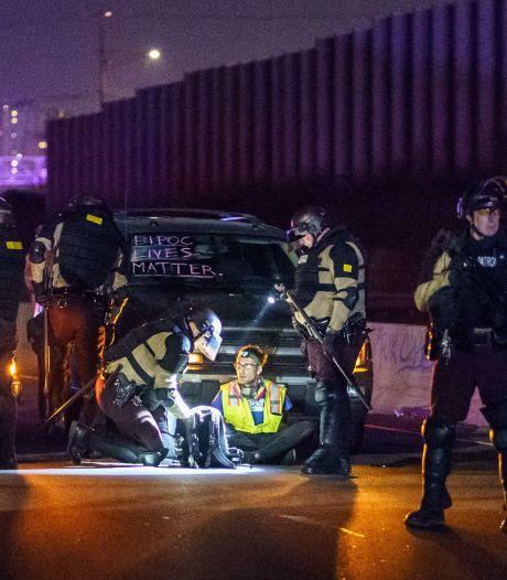 Des journalistes pris à partie par la police lors d'une manifestation à  Minneapolis