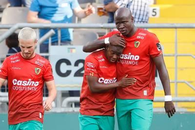 Pro League: Ostende se remet sur les rails, nouvelle défaite pour le Beerschot