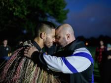 Nieuw-Zeelandse Maori doen haka voor slachtoffers Christchurch