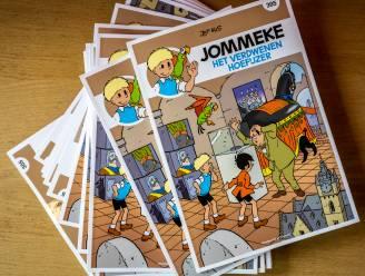 Stad koppelt wedstrijd aan lokaal shoppen: gesigneerde luxeversie van nieuw album Jommeke te winnen