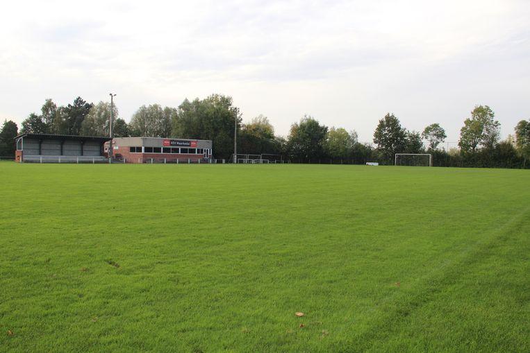 Op de voetbalsite aan de Kortekeer wil de gemeente een sportpark realiseren met naast voetbal ook aandacht voor andere sporten.